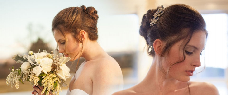 Weddings by Edo Hair Salon, Shelburne Vermont