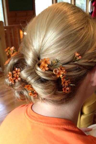 hair by Candace Carson-Hoffmann Hair Stylist